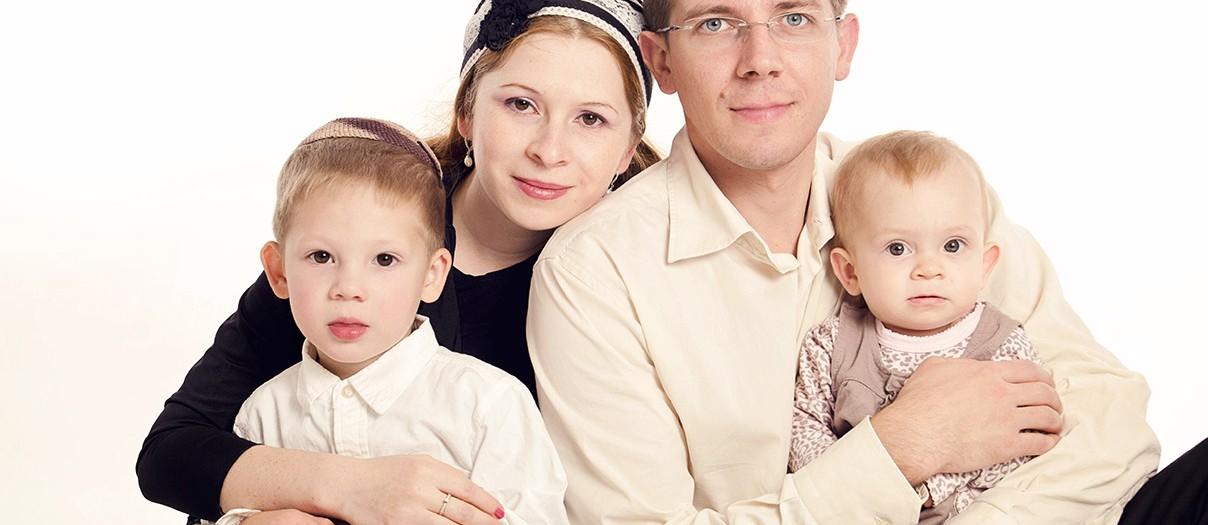 צילום משפחות